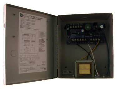 Power Supply 12/24 VDC switchable, Continuous Duty, 1 AMPS, UL