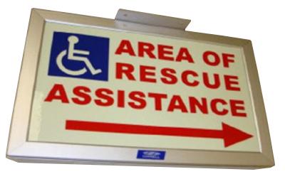 4200 Analog Emergency Communication System For Area Of
