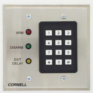 Door Monitor Keypad Station