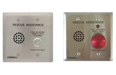 Call Stations - Standard and Weather Resistant Options