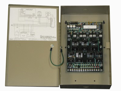 Control Module, Solid State for Dual or Triple Status Systems