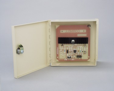 "Flasher Module,  3 Amps @ 24 VDC For Single Status System - 6 5/8""H x 6""W x 2 3/8""D"