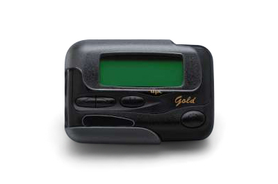 Pager, pocket, programmed