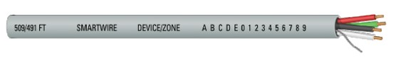 CB-4003, 4 Conductor / 22 Gauge, Gray