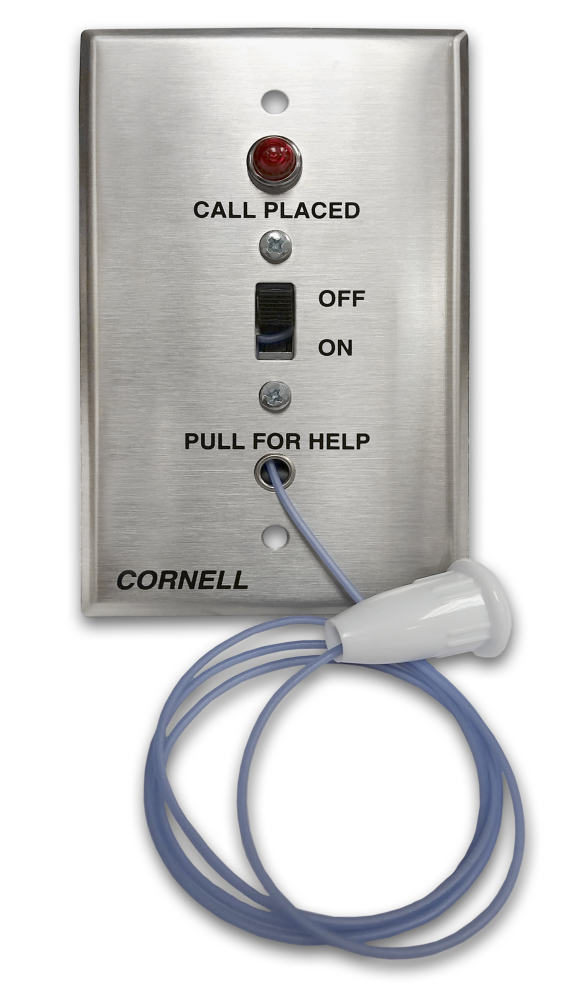 String Station, With Water Tight Seal, On-Off Slide Switch for Dual Status