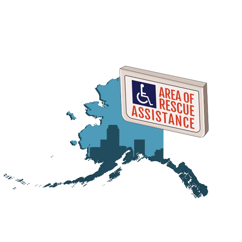 Area of Refuge Requirements in Alaska