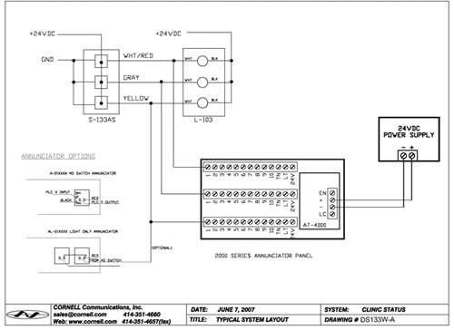 A 2000Schematic annunciator wiring diagram hvac wiring diagrams \u2022 wiring diagrams cornell nurse call wiring diagram at alyssarenee.co