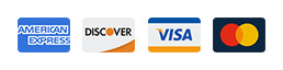 Online shopping using American Express-Discover-VISA & Mastercard