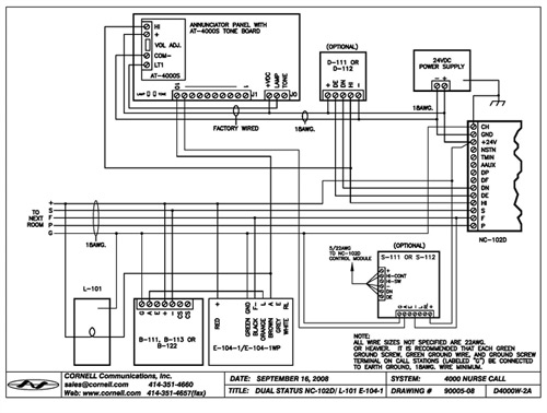 S 111schematic ip nurse call system wiring diagram efcaviation com austco nurse call wiring diagram at edmiracle.co